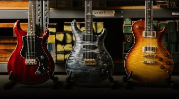 PRS 2017 Lineup PRS 2017 lineup 594 Santana Singlecut 509 S2 Core range USA