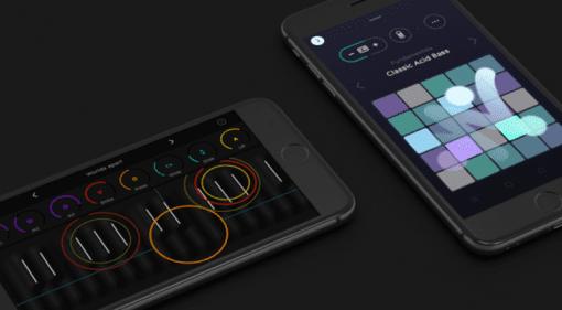 ROLI Seaboard 5D iOS app