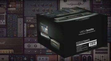 UAD Ultimate 5 Plug-in Bundle