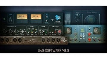 Universal Audio UAD 9