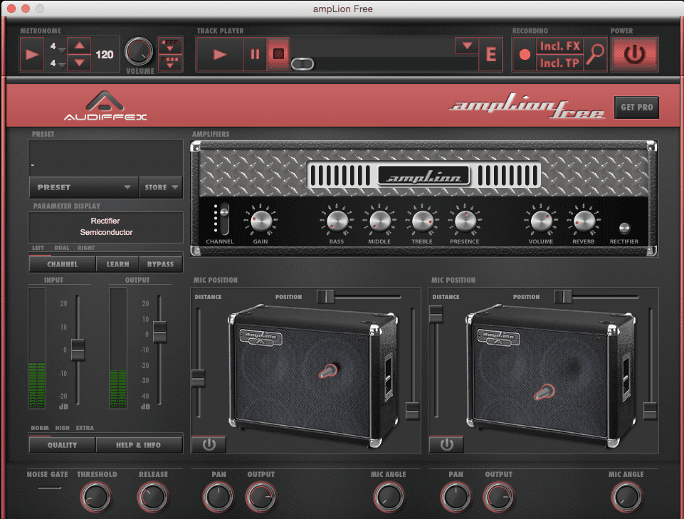 Budget guitar recording, Pt  4: Free amp software plugins - gearnews com