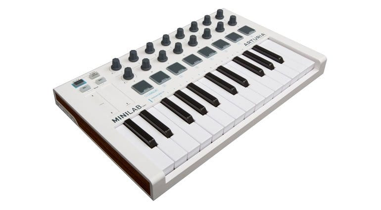 MiniLab MkII: Same but different MIDI controller from