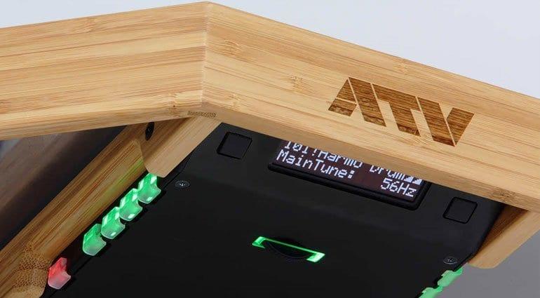 ATV Electrorganic aFrame LCD