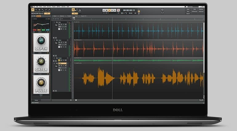 Cakewalk Sonar Home Studio