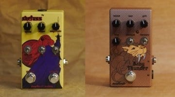 Dwarfcraft Devices Baby Thunder SheFuzz