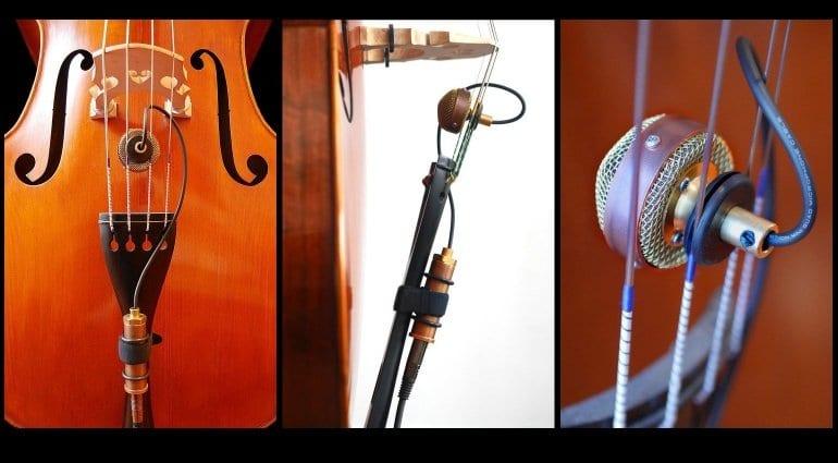 Ear Trumpet Labs Nadine - Bass Mic