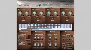 Kirk Hunter Studios Virtuoso Ensembles