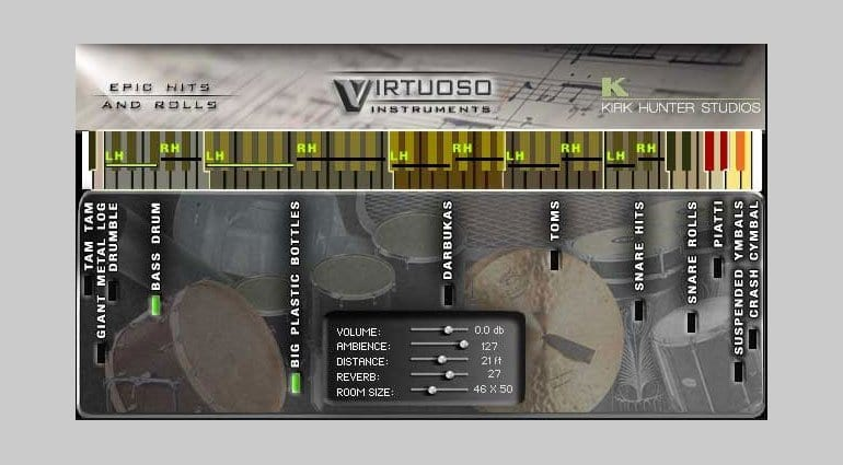 Kirk Hunter Studios Virtuoso Ensembles
