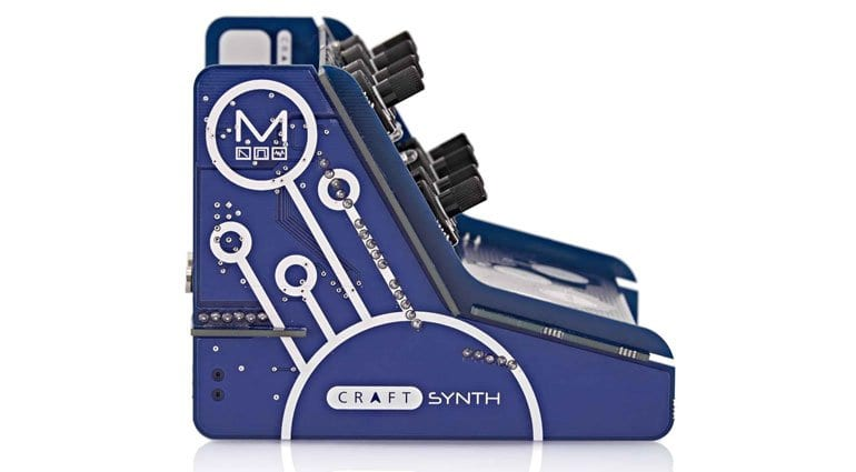 Modal CRAFTsynth - side view