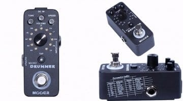 Mooer Micro Drummer Pedal