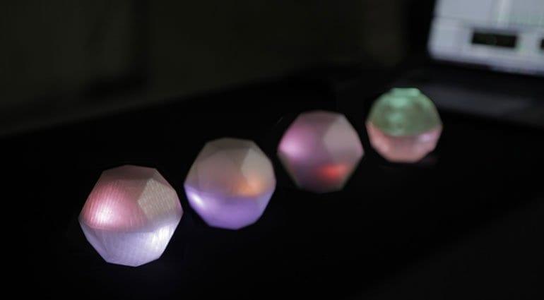 OTO polyhedric ball controllers