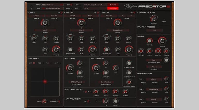 Rob Papen Predator 2 Easy Mode