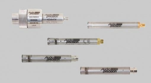 Audio Precision Measurement Microphones