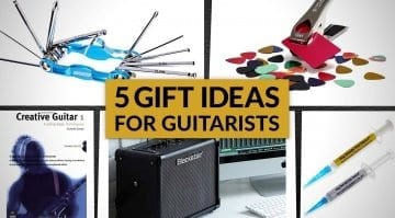 Christmas Gift Ideas for Guitarists