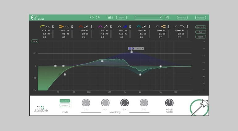 Sonible Smart EQ Plugin