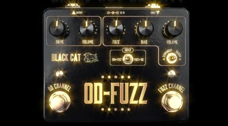 Black Cat OD-Fuzz Deluxe