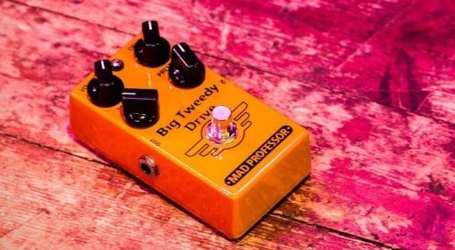 Mad Professor Big Tweedy Drive pedal.