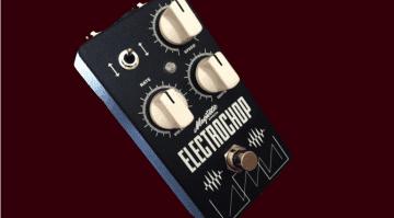 Magnetic Effects Electrochop pedal