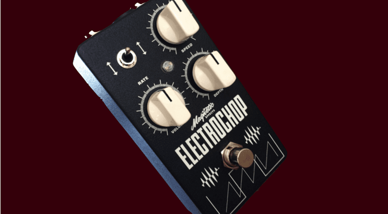 Magnetic Effects Electrochop pedal