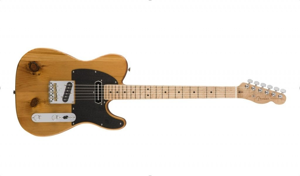 Fender Limited Edition American Professional Pine Telecaster