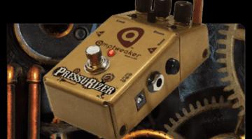 Amp Tweaker PressuRizer pedal