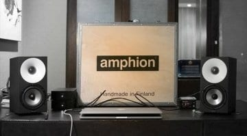 Amphion MobileOne12 Setup