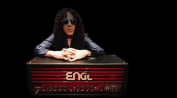 ENGL Inferno Marty Friedman 100 watt twin channel valve head