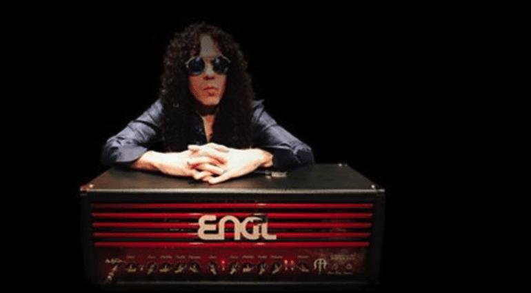 ENGL Inferno Marty Friedman 100 watt twin channel valve head