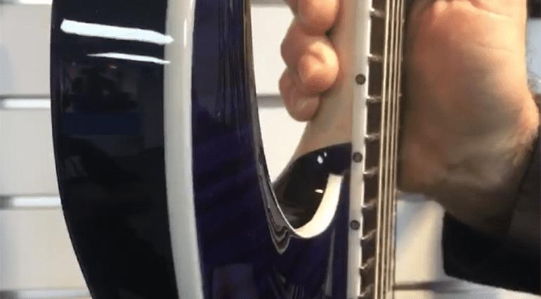 ESP LTD SH-7ET- Korn's Brian 'Head' Welch neck