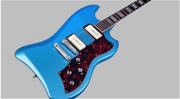 Guild S-200 T-Bird ST P90