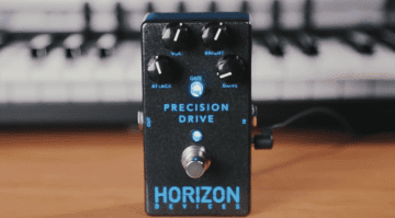 Horizon Devices Precision Drive pedal Misha Mansoor