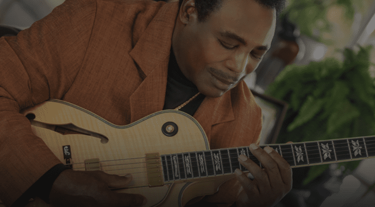 Ibanez George Benson 40th year celebration