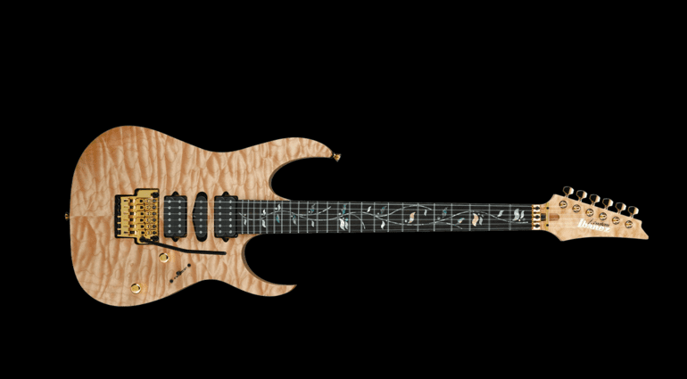Ibanez RG 30th Anniversary RG30JCLTD J-Custom model