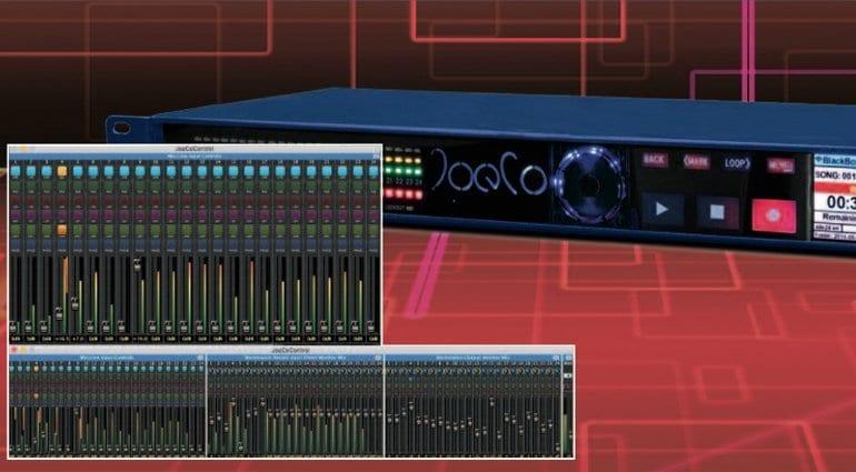 JoeCo BLUEBOX Interfaces