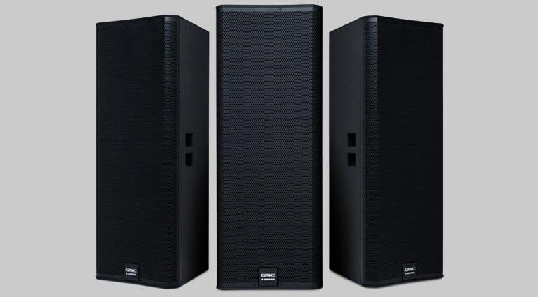 QSC E215 Loudspeaker