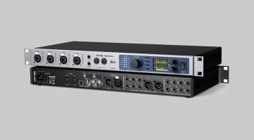 RME Fireface UFX II Interface