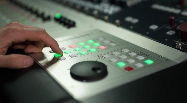 Rupert Neve SwiftMix MC5 Master Controller