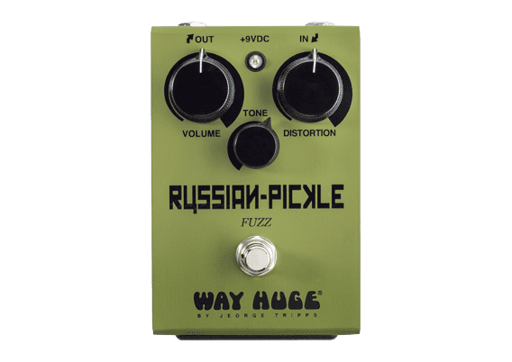 Russian Pickle Way Huge Fuzz