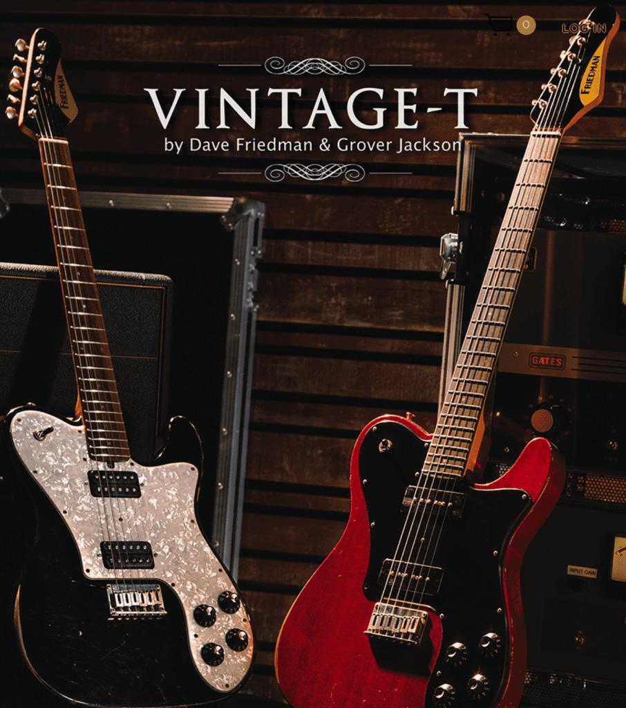 Friedman Guitars