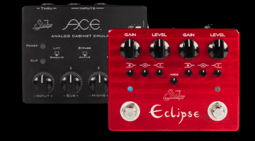 Suhr A.C.E. and Eclipse pedals
