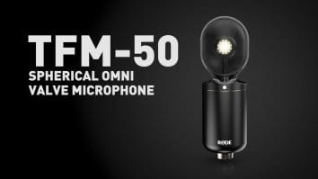 Rode TFM-50 Valve Microphone