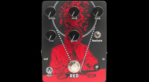 Walrus Audio RED High-Gain-Distortion