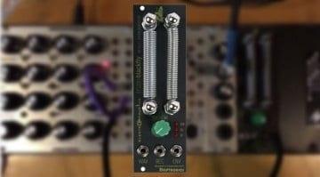 Electro-Faustus EF110M Blackfly Eurorack module
