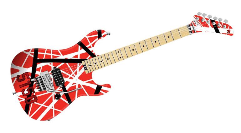 EVH 5150 Striped