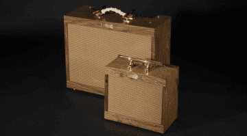 Fender Old Ironsides amps