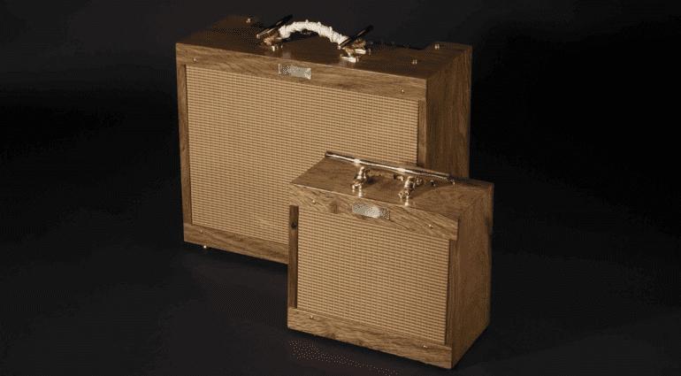 Fender Old Ironsides amps