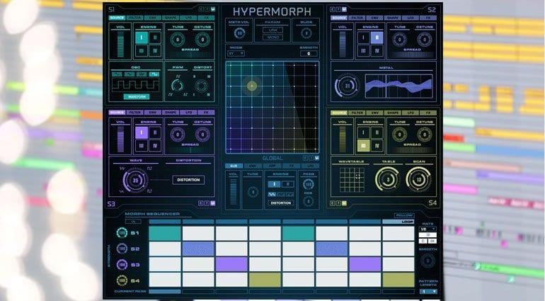 Sonic Factor Hypermorph