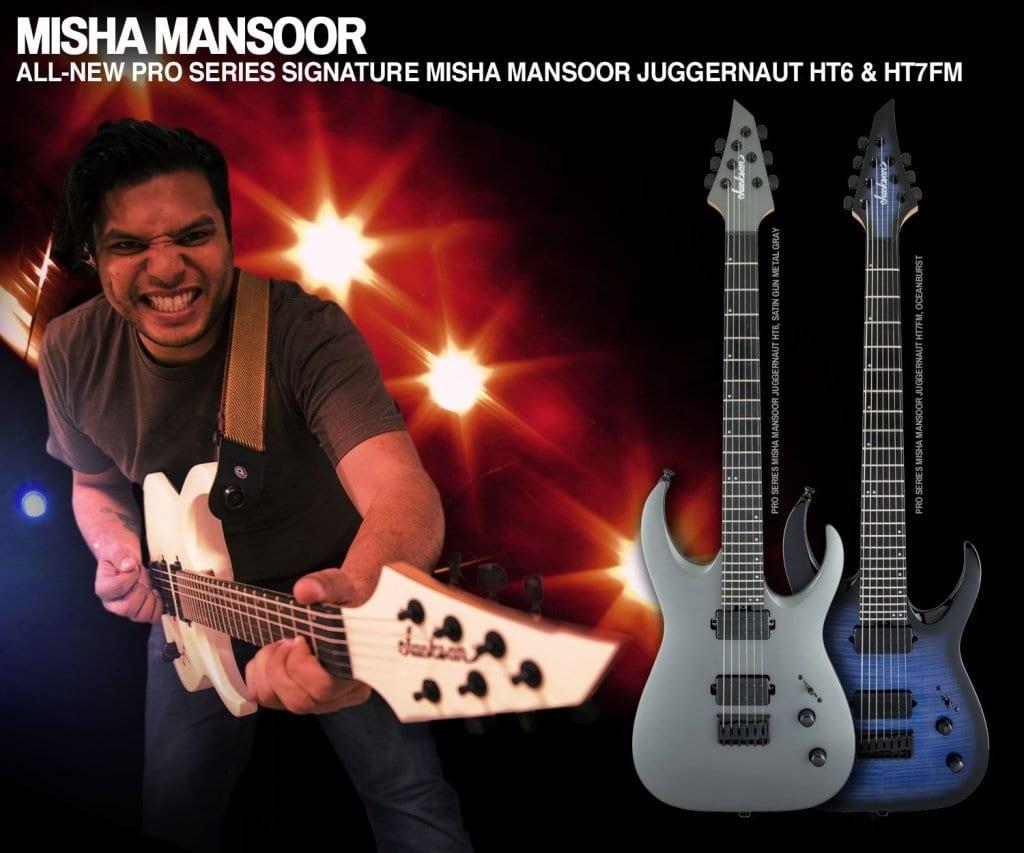 jackson Misha Mansoor