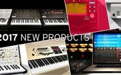 Korg new products for 2017