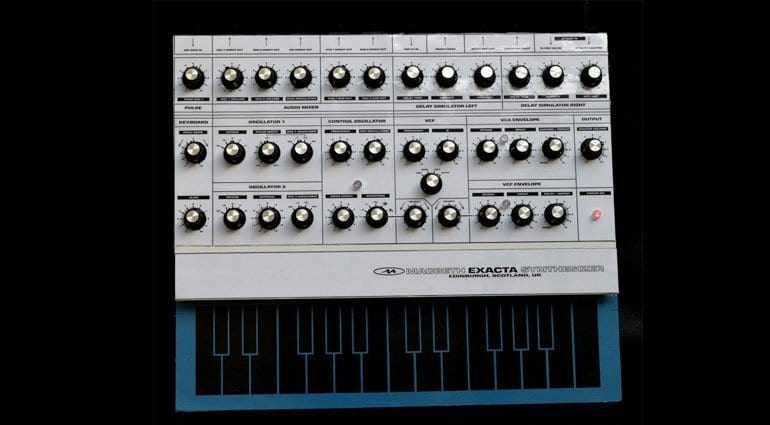 MacBeth Exacta Synthesizer